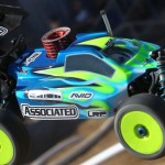 Associated con molle Kyosho Al DNT